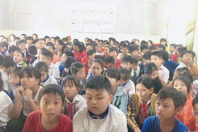 Phòng chống xâm hại tình dục trẻ em – Trường TH Lê Thị Hồng Gấm