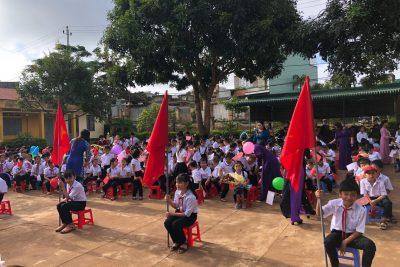 LỄ KHAI GIẢNG NĂM HỌC 2018 -2019